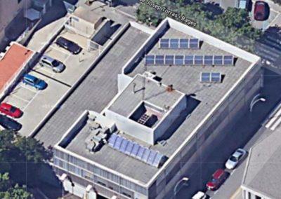 Instalación energía fotovoltaica en Barcelona, Sant Boi del LLobregat. Potencia 5kWn con producción para la venta de electricidad a red.