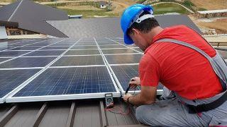 instalador de placa solar