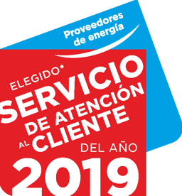 Mejor compañía eléctrica del 2019 según opinión de los clientes, gracias a los precios competitivos y al asesoramiento personal de su electricista de confianza.