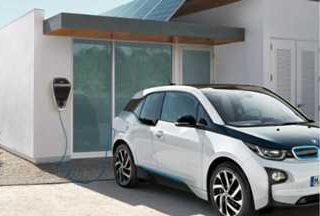 instalación cargador vehículo eléctrico en garaje particular