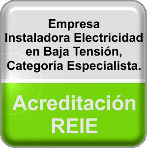 Instalador Electricista Autorizado