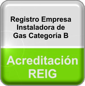 Instalador Autorizado de Gas