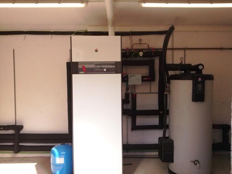 Instalación de Energía Solar Térmica para ACS en Argentona