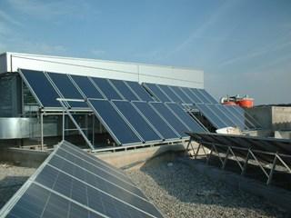 instalador energía solar para calentar agua